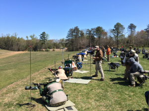 Camp Valor Outdoors Rifle Pistol Clinic Competition